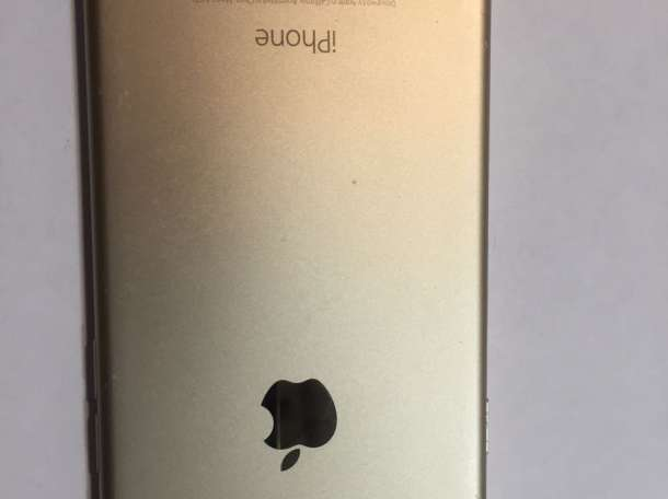 Продам IPhone 6 gold - 64 gb! , фотография 5