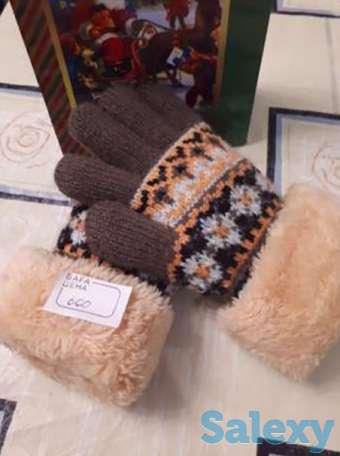 Новые варежки и перчатки, фотография 1