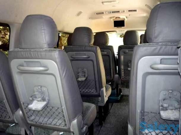 Аренда пассажирских микроавтобусов с водителем, фотография 3
