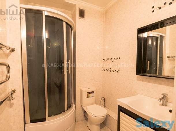 3-комнатная квартира, 89 м², 1/9 эт., мкр Акбулак 35 — Рыскулова, фотография 4
