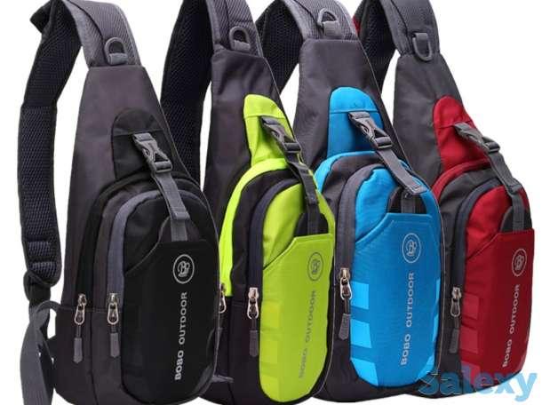 Сумка - рюкзак BOLSA 2020 на одно плечо, фотография 4