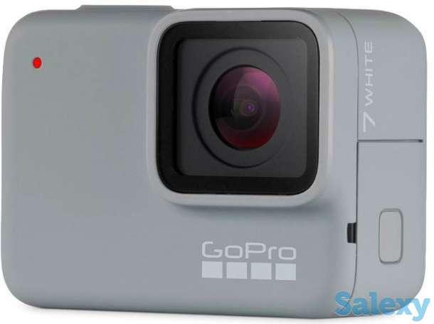 Видеокамера GoPro HERO7 White Edition, фотография 1