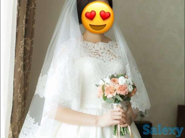 Продам свадебное платье IVORY, фотография 4