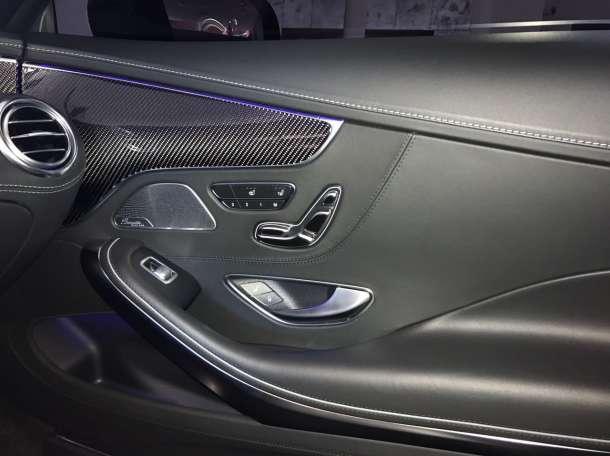 Mercedes-Benz S-Class AMG 2015 года, фотография 8