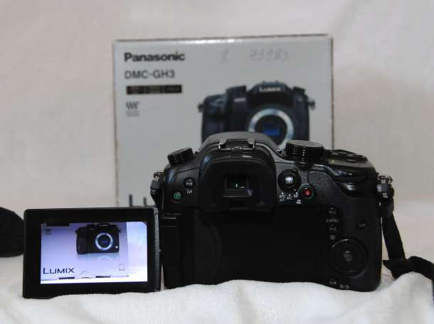 Фотоаппарат  Panasonic DMC-GH-3, фотография 2