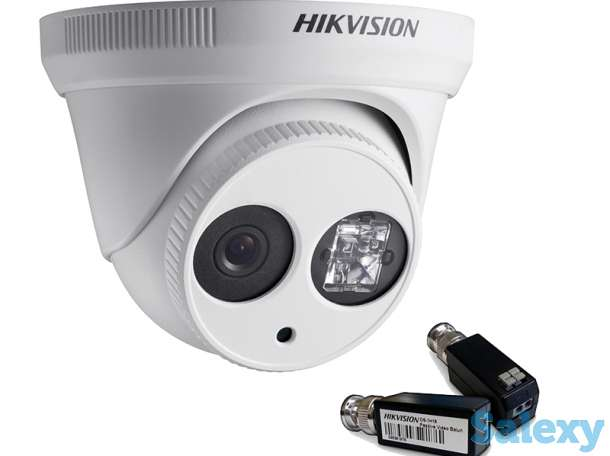 Hikvision DS-2CE56C2T-IT1 (2.8 мм)+ DS-1H18, фотография 1