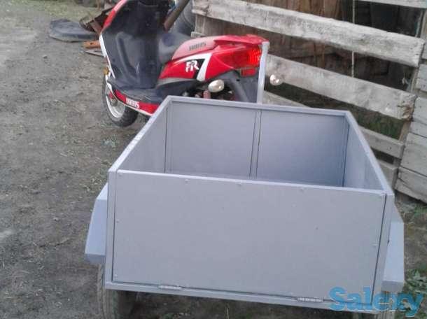 прицеп на скутер, фотография 3