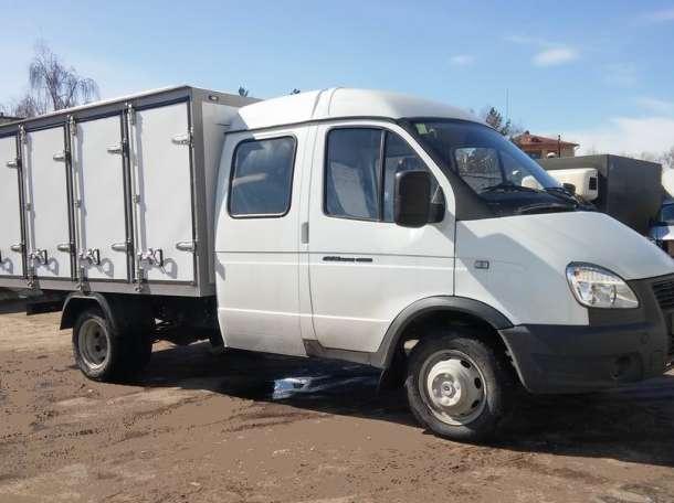 Хлебный фургон на УАЗ 96 лотков купить!, фотография 2