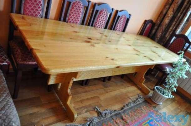 Продам стол из чистого дерево, фотография 1
