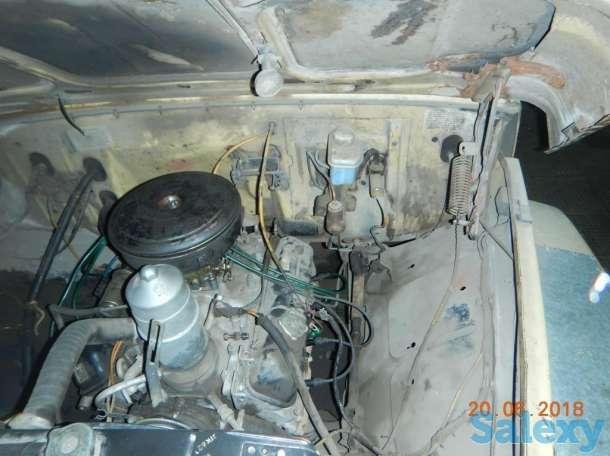 ГАЗ 3307(фургон-будка) 1994г, фотография 4