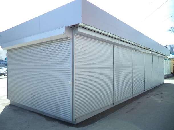 Ворота автоматические, секционные, гаражные, промышленные, откатные, распашные. Роллставни. Шлагбаумы., фотография 4