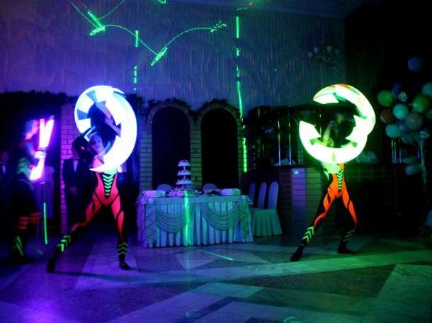 Лазерное шоу, фотография 7