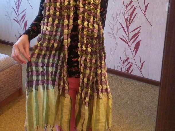 Теплые красивые шарфы!, фотография 2
