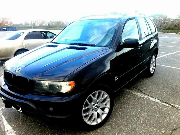 BMW x5 2003г, фотография 3