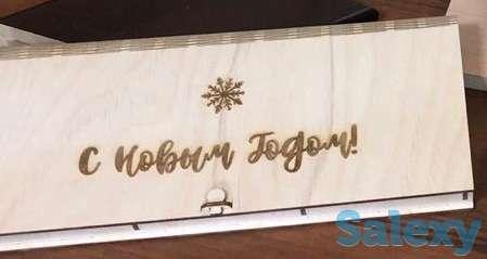 Подарочные коробки из дерева, фотография 9
