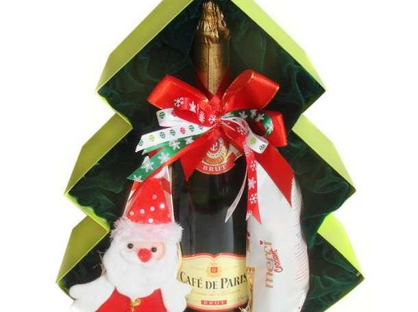 Новогодняя подарочная упаковка, фотография 2