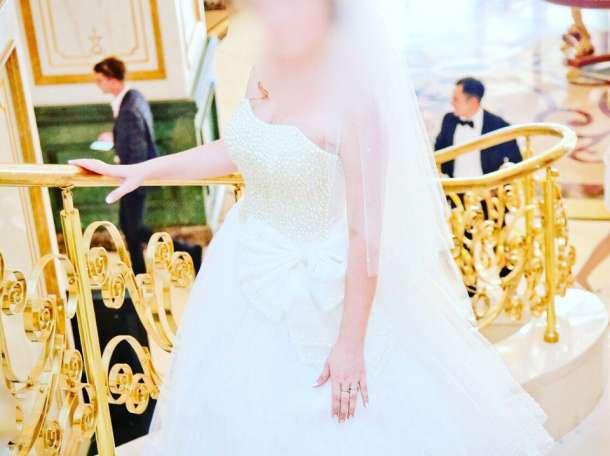 Продаю свадебное платье, фотография 1