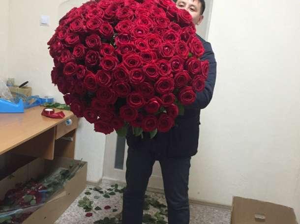 Доставка цветов Астана, фотография 1