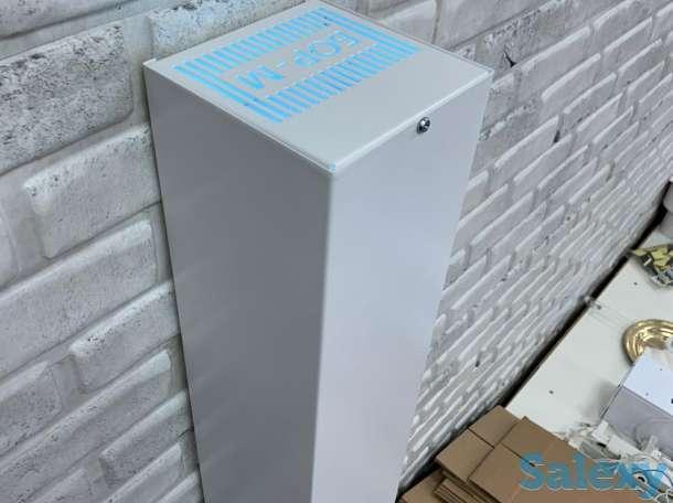 Рециркулятор-облучатель ультрафиолетовы для обеззараживания воздуха (опт), фотография 4