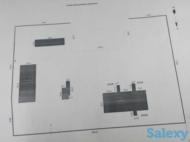 Продам производственный участок, 4. 0958 га, с капитальными зданиями (общая площадь 4240 м. кв., фотография 5