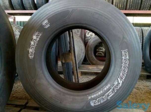 Грузовые б/у шины из Германии, фотография 7