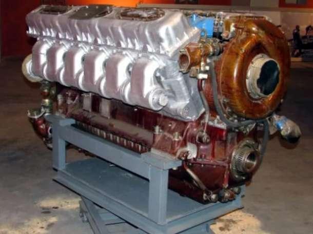Дизельный двигатель в6м1 (шилка), фотография 5