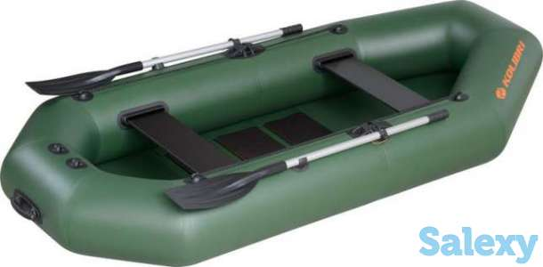 Лодка надувная Колибри К280Т, фотография 1