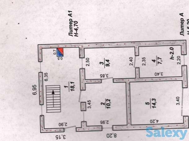 срочно продам жилой дом в Шымкенте мкр.Онтустык, Прогонная д42А, фотография 2
