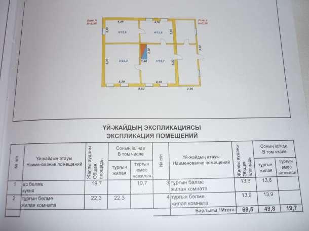 продам дом с участком, Акмолинская обл. Буландинский р-он, п. Тостыозек (Красный кардон), фотография 10