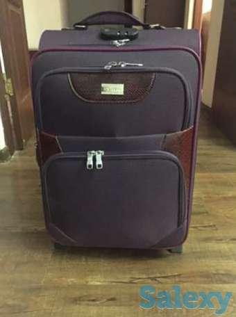 4b2f1a67a347 Продам чемодан продам чемодан мне подарили, цвет   Чемоданы в Актобе ...