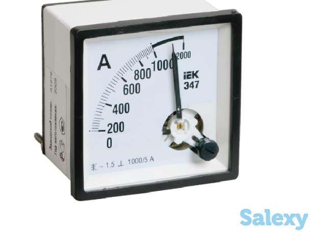 Приборы учета, контроля, измерения и оборудование электропитания, фотография 1