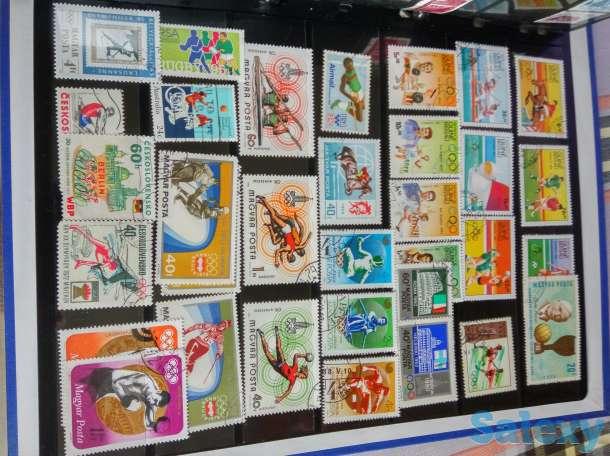 Наборы марок., фотография 2