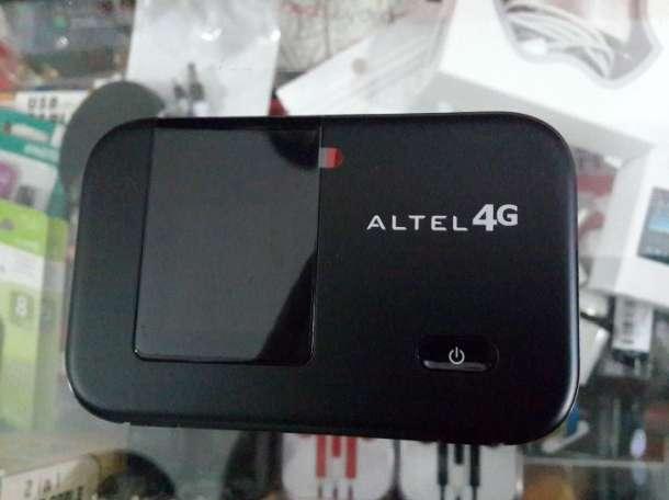 Wi-Fi модем Altel 4G, фотография 1