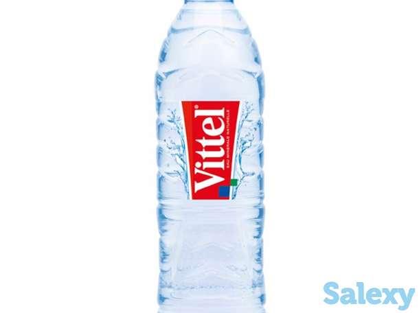Вода Vittel 0,5 пэт оптом, фотография 1
