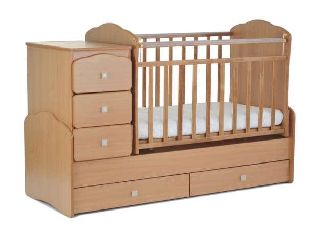 Кроватка- трансформер Фея 2100, фотография 1