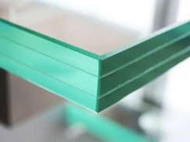 Бронированное многослойное стекло триплекс, фотография 2