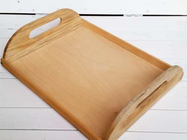 Деревянные подносы заготовки для декупажа, фотография 2
