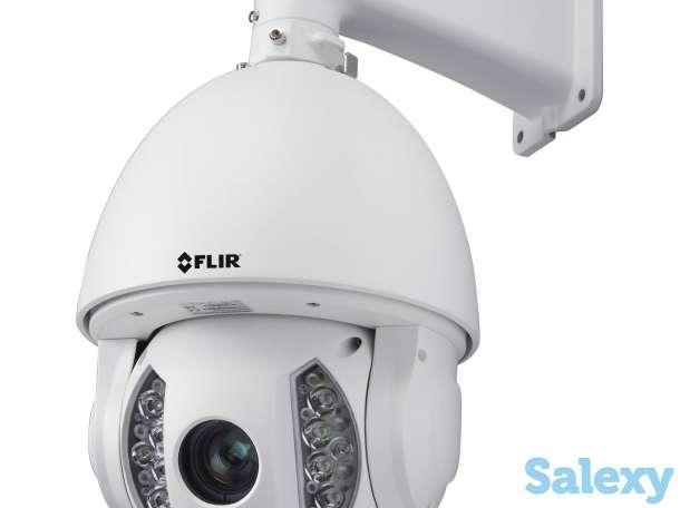IP видеокамеры FLIR, фотография 1