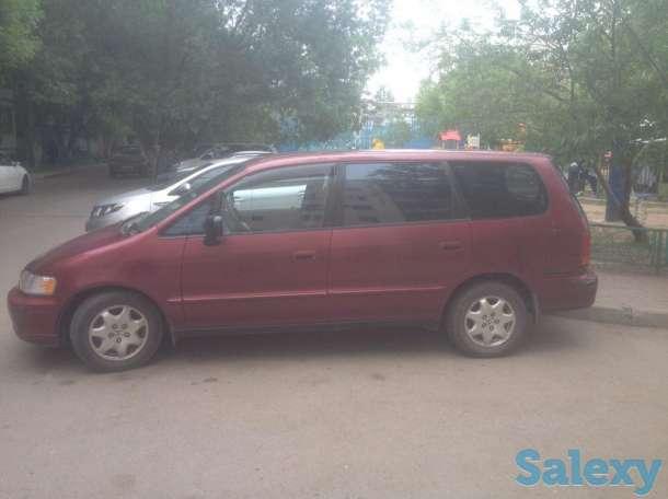 Продам Honda Odyssey левый руль, фотография 7