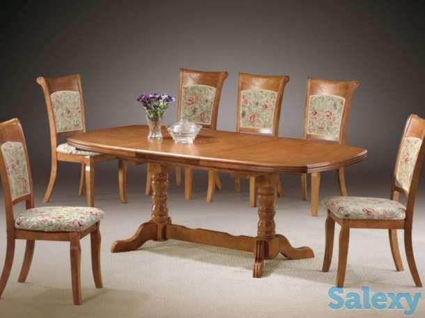 ремонт реставрация столов и стульев, фотография 1
