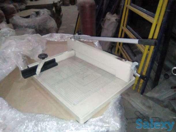 Резак гильотинный А3, фотография 1
