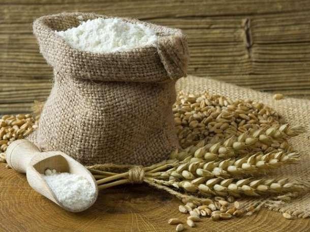 Мука Пшеничная В/С,1С,Отруби., фотография 2
