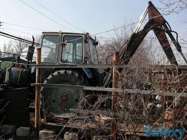 Срочно продам трактор, фотография 3