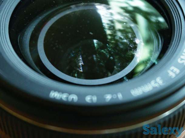 Объектив Canon EF 35mm f/2 IS USM в Алматы, фотография 3