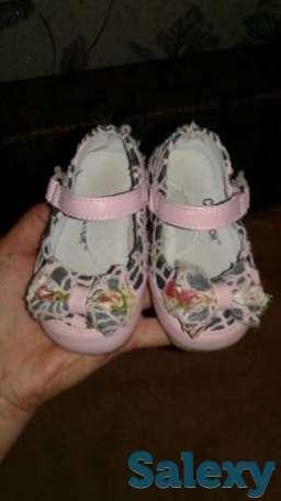 Туфли на девочку, фотография 1