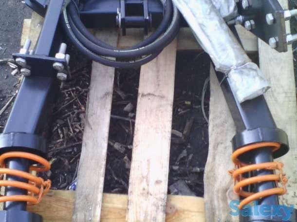 Отвал (Лопата) Снегоуборочная ВУМ-2,5, фотография 4