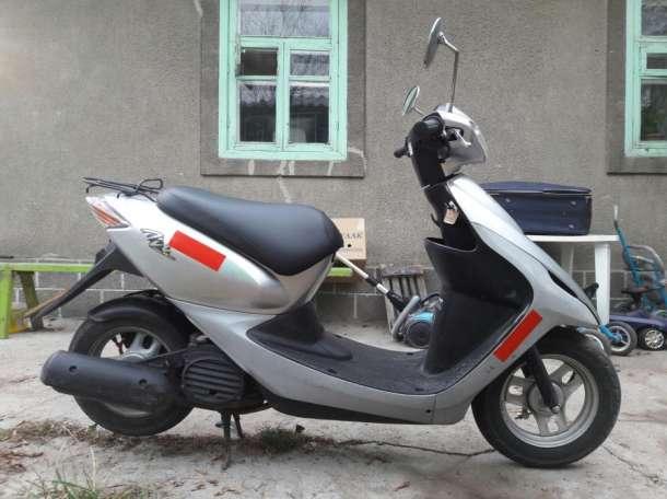 Honda Dio AF56 (2010), фотография 2