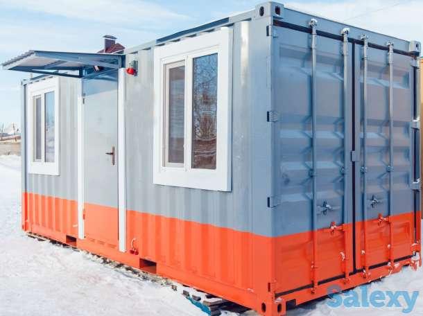 Жилой Блок-модуль. Казахстан, г. Костанай., фотография 11