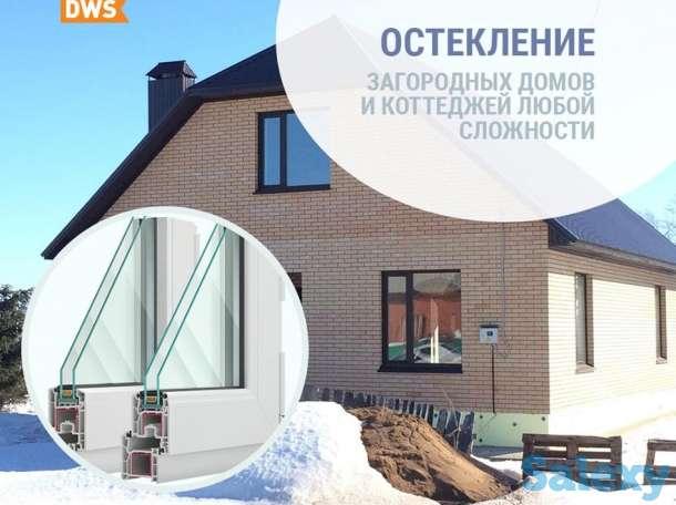 Окна для загородных домов и коттеджей, фотография 1