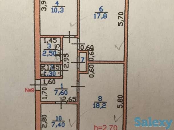 срочная продажа квартиры с мебелью, микрорайон Шанырак,12, фотография 1